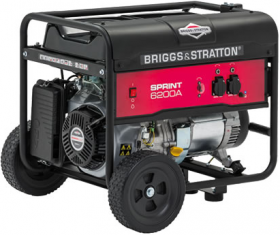 Генератор бензиновый Briggs&Stratton Sprint 6200A