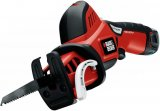 Ножницы аккумуляторные Black&Decker GKC108-QW