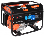 Бензиновый генератор PATRIOT GP 6510