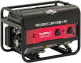 Генератор бензиновый Briggs&Stratton Sprint 3200A